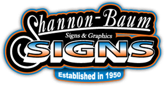 Shannon Baum Signs and Graphics Logo