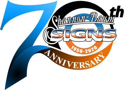 shannonbaum70TH LOGO 061720RGB color