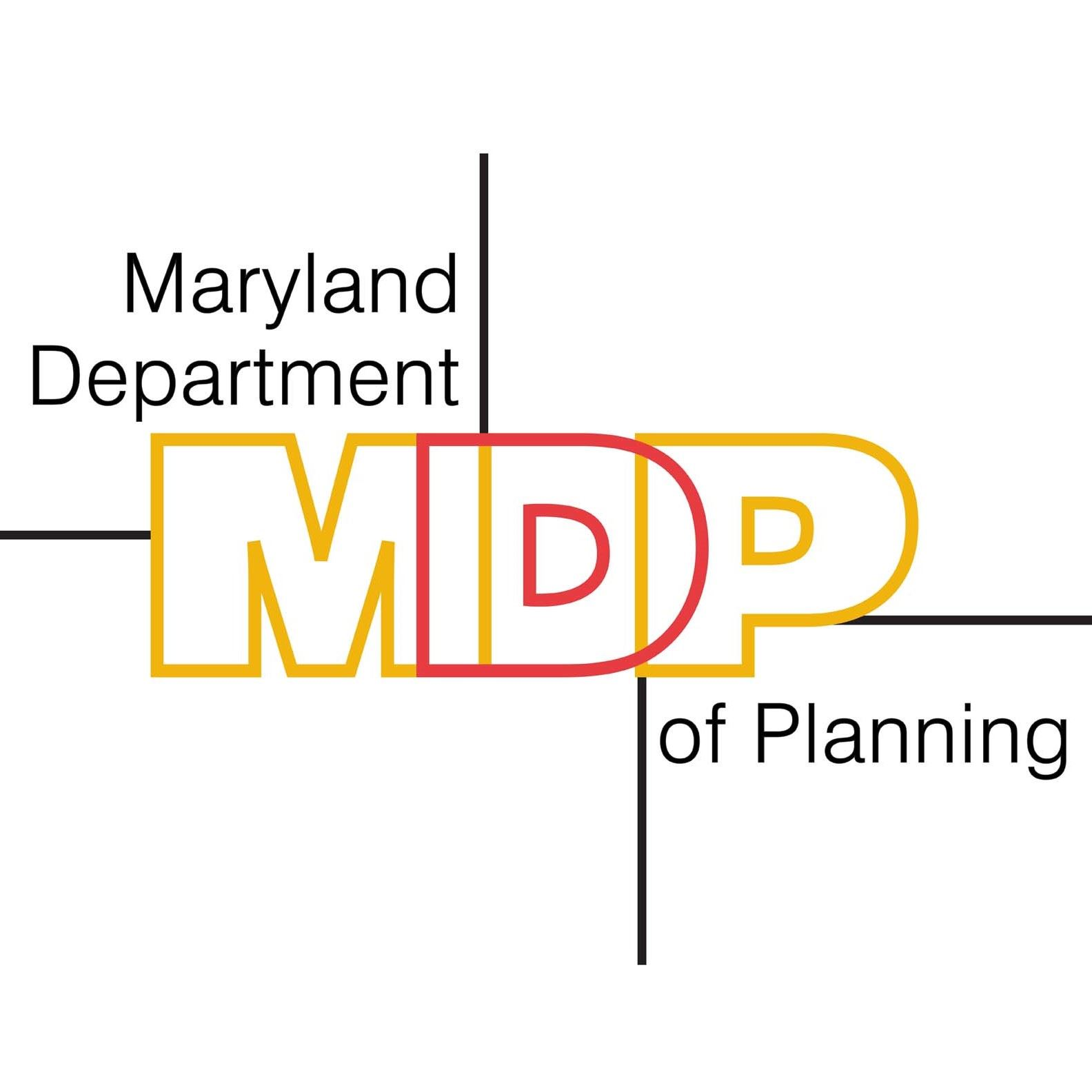 MD Dept of Planning