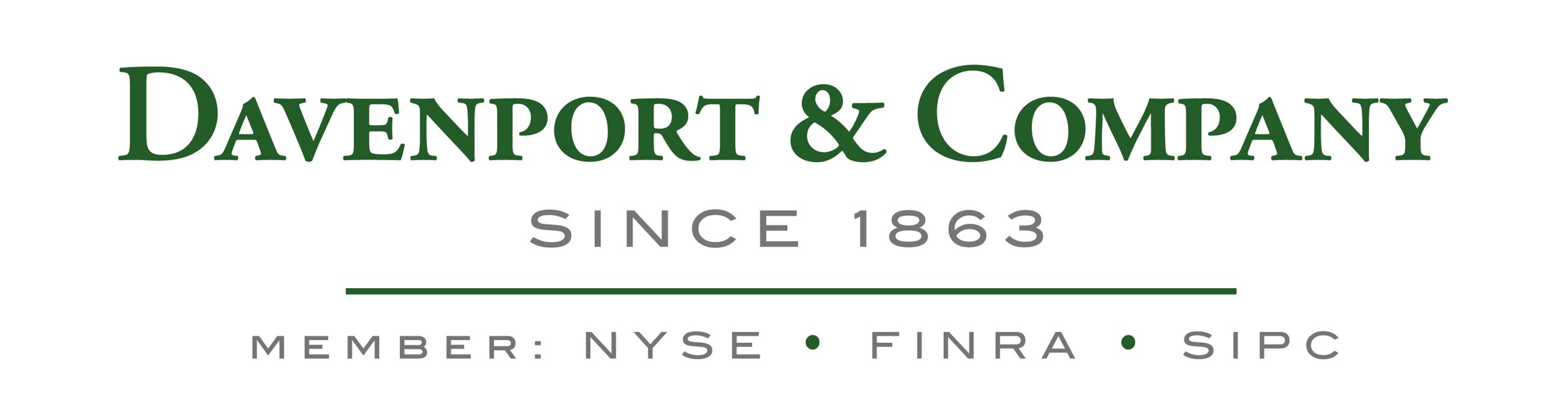 Davenport and Company Logo